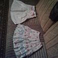 Отдается в дар дарю две юбки на девочку на рост 120-125 см