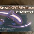 Отдается в дар Модем nec x825 annex B ADSL2/2+ router