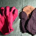 Отдается в дар перчатки, варежки хозяйственные