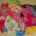 Отдается в дар Большой пакет вещей для девочки 92-98