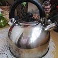 Отдается в дар чайник металлический