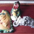 Отдается в дар Драконы статуэтки и фигурки