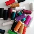 Отдается в дар Цветные нитки
