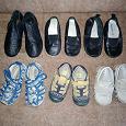 Отдается в дар Обувь для мальчика, много, смотри все фото).