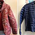 Отдается в дар Куртки женские S-XS демисезонные 2 штуки