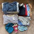 Отдается в дар Одежда на мальчика 1-2 года