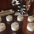 Отдается в дар свечи для декора или фотосессий (7 штук)