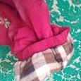 Отдается в дар Теплые шаровары для девочки
