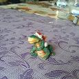 Отдается в дар Гипсовая фигурка динозаврика