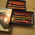 Отдается в дар 2 коробки карандашей