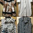 Отдается в дар Кофточки блузы женские, р-р 50-52, рост 165-168