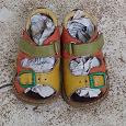 Отдается в дар детские сандали 17 размер