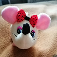 Отдается в дар Мышь игрушка
