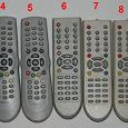 Отдается в дар Пульты к «волевским» кабельным ресиверам — добавлено