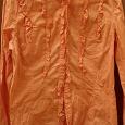 Отдается в дар Блуза, рубашка 48 разм.