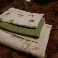 Отдается в дар Комплект постельного белья для ребенка