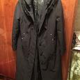 Отдается в дар пальто зимнее