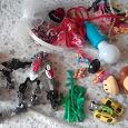 Отдается в дар Пакеты с игрушками