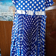Отдается в дар Платье для девочки