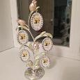 Отдается в дар Фоторамка в виде семейного дерева-цветка