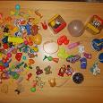 Отдается в дар Кучка мелких игрушек