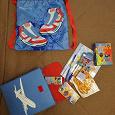 Отдается в дар Детский набор от аэрофлота