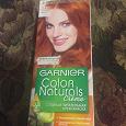 Отдается в дар Краска для волос (рыжий цвет)