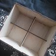 Отдается в дар Деревянная коробочка