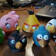 Отдается в дар Игрушки Angry Birds