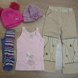 Отдается в дар Пакет одежды для девочки 116-122 см