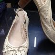 Отдается в дар женская обувь 40