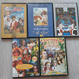 Отдается в дар DVD-диски «Советские детские фильмы и сказки»