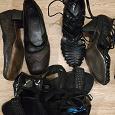 Отдается в дар Обувь размер 40