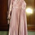 Отдается в дар Вечернее платье 44 раз рост до 163 см