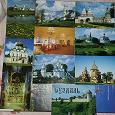 Отдается в дар Набор открыток «Суздаль» 2001 год