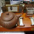 Отдается в дар Маленький китайский чайник на подставке