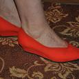 Отдается в дар Туфли 35 и 36 размер