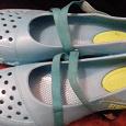 Отдается в дар Обувь летняя из пены Steiner, 37 размер