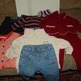 Отдается в дар Одежда для девочки до года