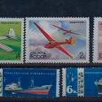 Отдается в дар Почтовые марки СССР — Транспорт-3