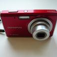 Отдается в дар Фотоаппарат цифровой OLYMPUS X-940