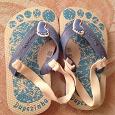 Отдается в дар Летняя обувь для малыша 21 р