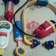 Отдается в дар Игрушки детям, я доктор