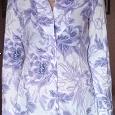 Отдается в дар красивая цветная блузка на 44р