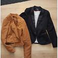 Отдается в дар Женские пиджак и укороченная легкая куртка
