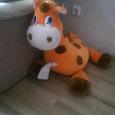 Отдается в дар подушка-игрушка жираф