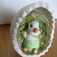 Отдается в дар Цыпленок в яйце