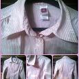 Отдается в дар Блузка рубашка на девочку, рост 134-140 см.