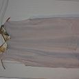 Отдается в дар Летная блуза с золотистым воротничком