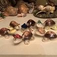 Отдается в дар фигурки из ракушек в коллекцию